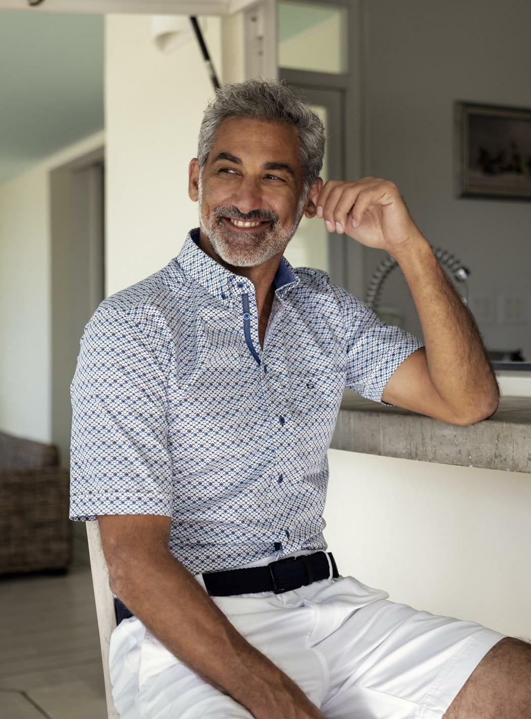 Short Sleeve Casual Shirts | Duggans Menswear Kilkenny